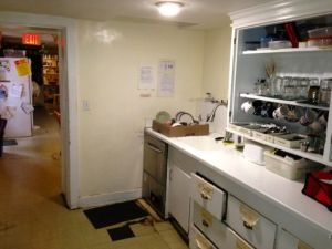 avenger pantry and kitchen