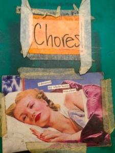 Chore Book